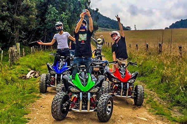 Adrenalina Colombia / Cuatrimotos