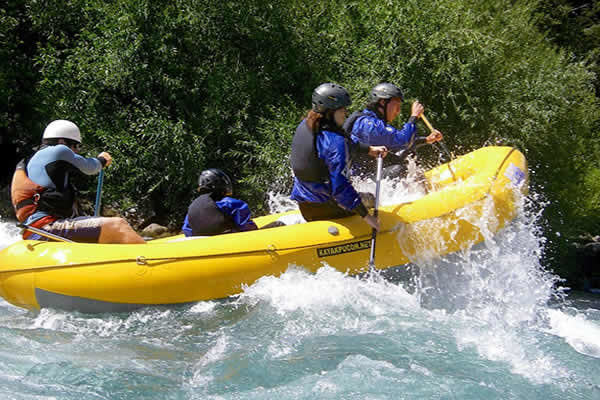 Adrenalina Colombia Rafting