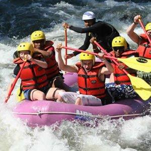 Aventureros Colombia Rafting
