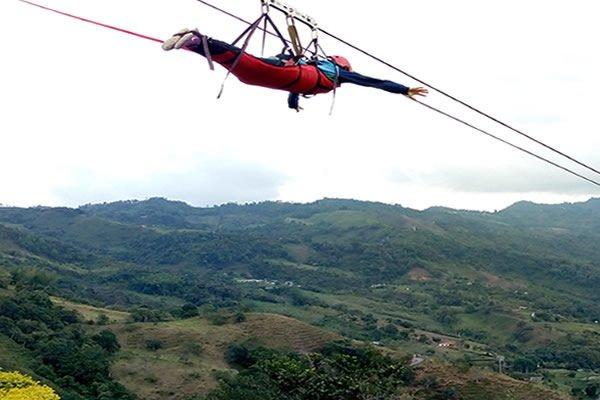 Canopy El Escobo Extreme