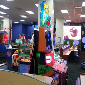 Chuck E. Cheese'S Atlantis