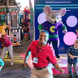 Chuck E. Cheese'S Plaza Central