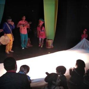 Ditirambo Teatro Galerías