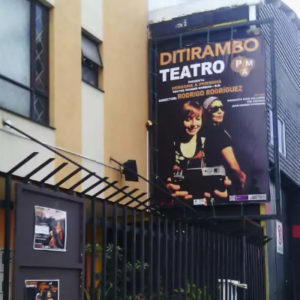 Ditirambo Teatro Palermo