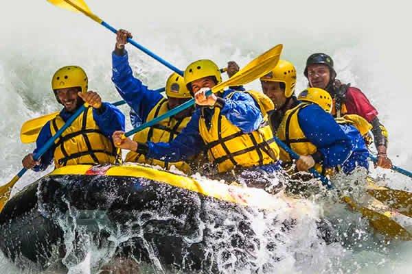 Dosis Verde - Rafting Y Turismo De Aventura / Útica