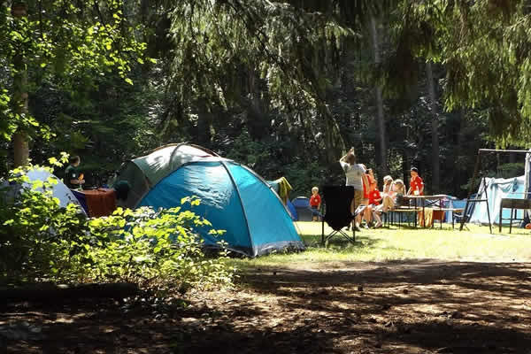 Ecocenter Colombia Camping