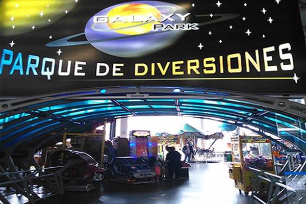 Galaxy Park Parque Diversiones