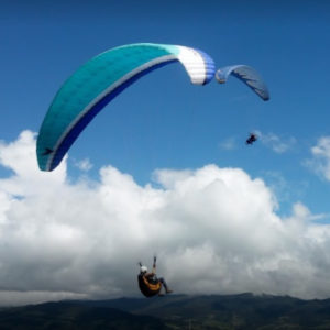 Nacidos Para Volar / Parapente Tracking