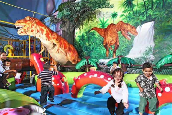 Playland Parque Caribe Plaza
