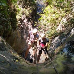 Tierra Extrema Canyoning