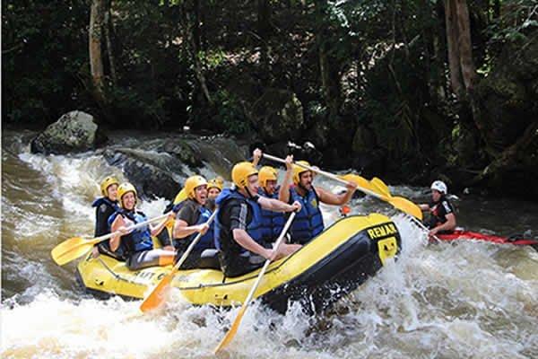 Tierra Extrema Rafting