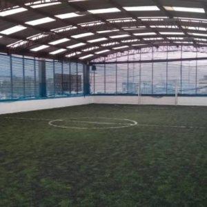 La Carbonera futbol5