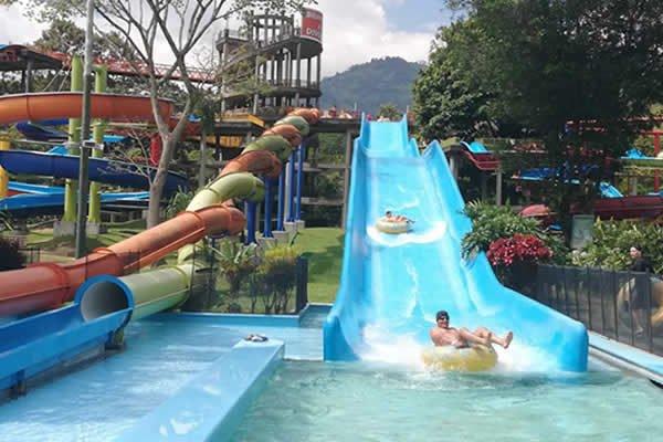 Parque de las aguas-valle de Aburrá