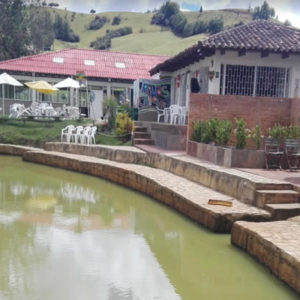 Termales de Guasca