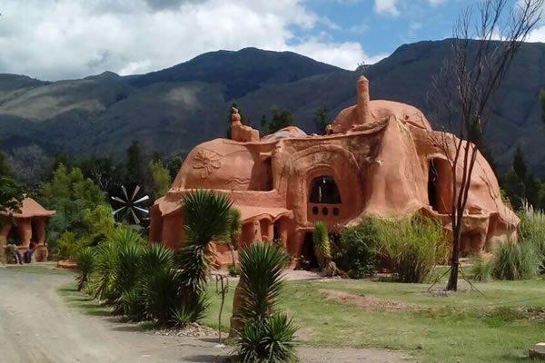 Casa terracora villa de leyva