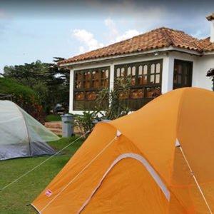 Zona de Camping San Jorje Villa de leyva